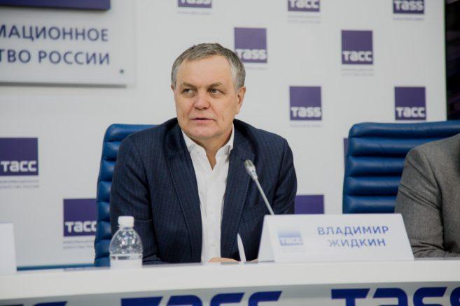 Жидкин, ДРНТ, МЦУ Город