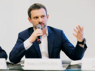 Павел Трехлеб, Зарядье, Арх Москва, МЦУ Город