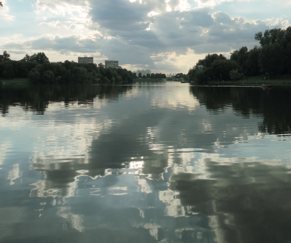 Большой Люблинский пруд