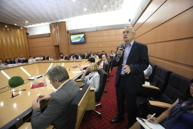 Московская перспектива, Ассоциация инвесторов, круглый стол, правительство, цветкова