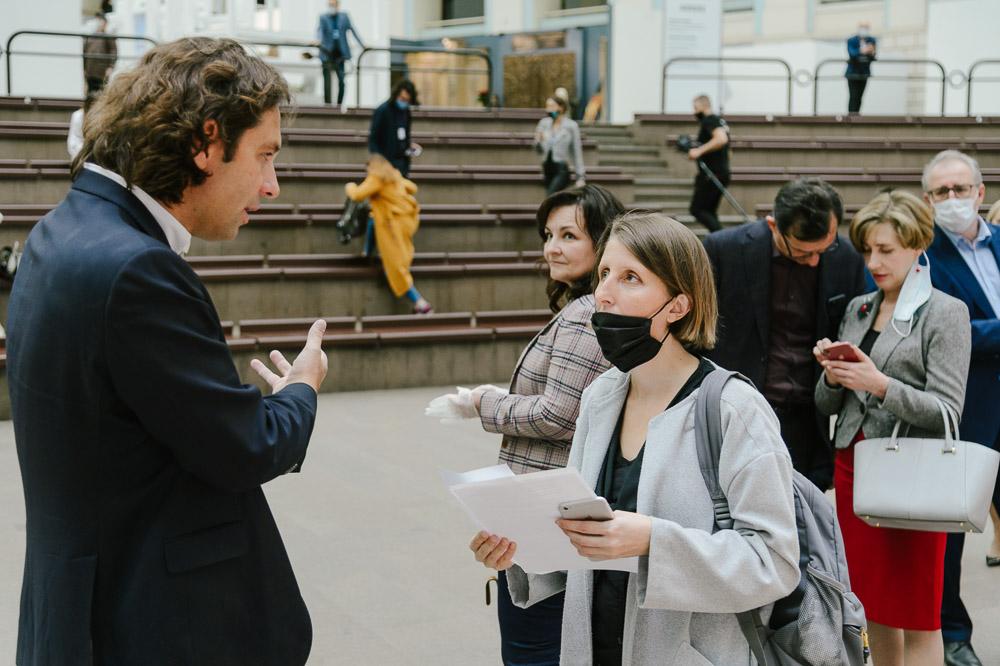 Илья ЗАЛИВУХИН, генеральный директор компании Яузапроект