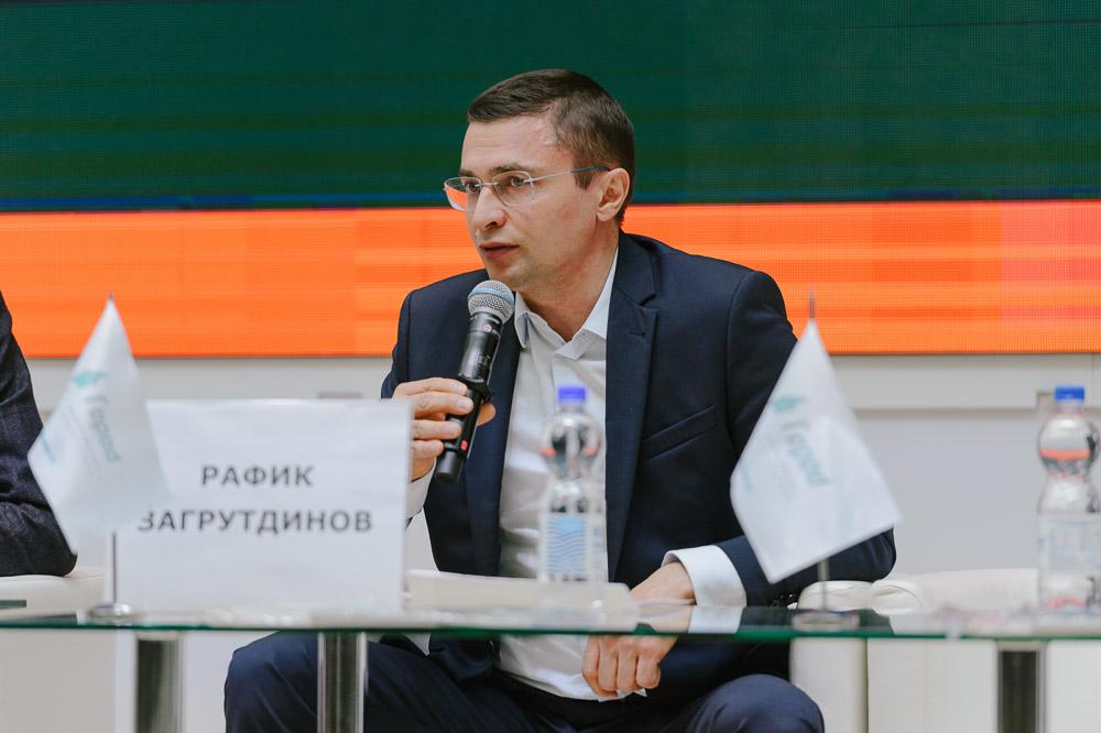 Рафик ЗАГРУТДИНОВ, руководитель Департамента строительства города Москвы