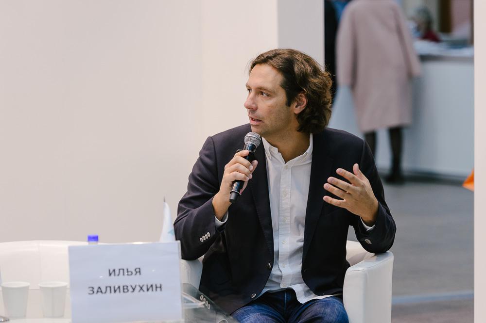 Илья ЗАЛИВУХИН - генеральный директор компании Яузапроект