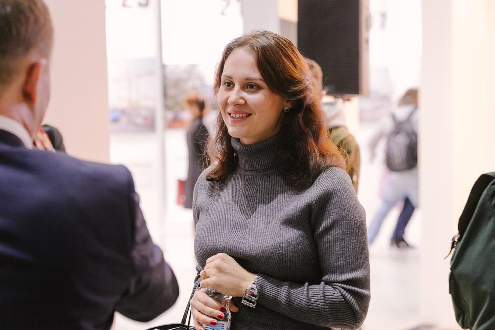 Екатерина ШАРМА - генеральный директор Human Creative Capital