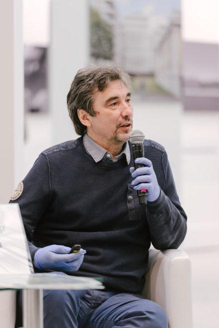 Владимир ШВЕЦОВ, НИиПИ Градплан города Москвы