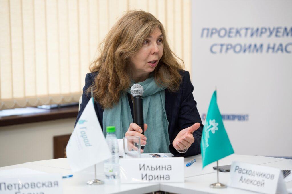 Ильина Ирина Николаевна, Высшая школа экономики